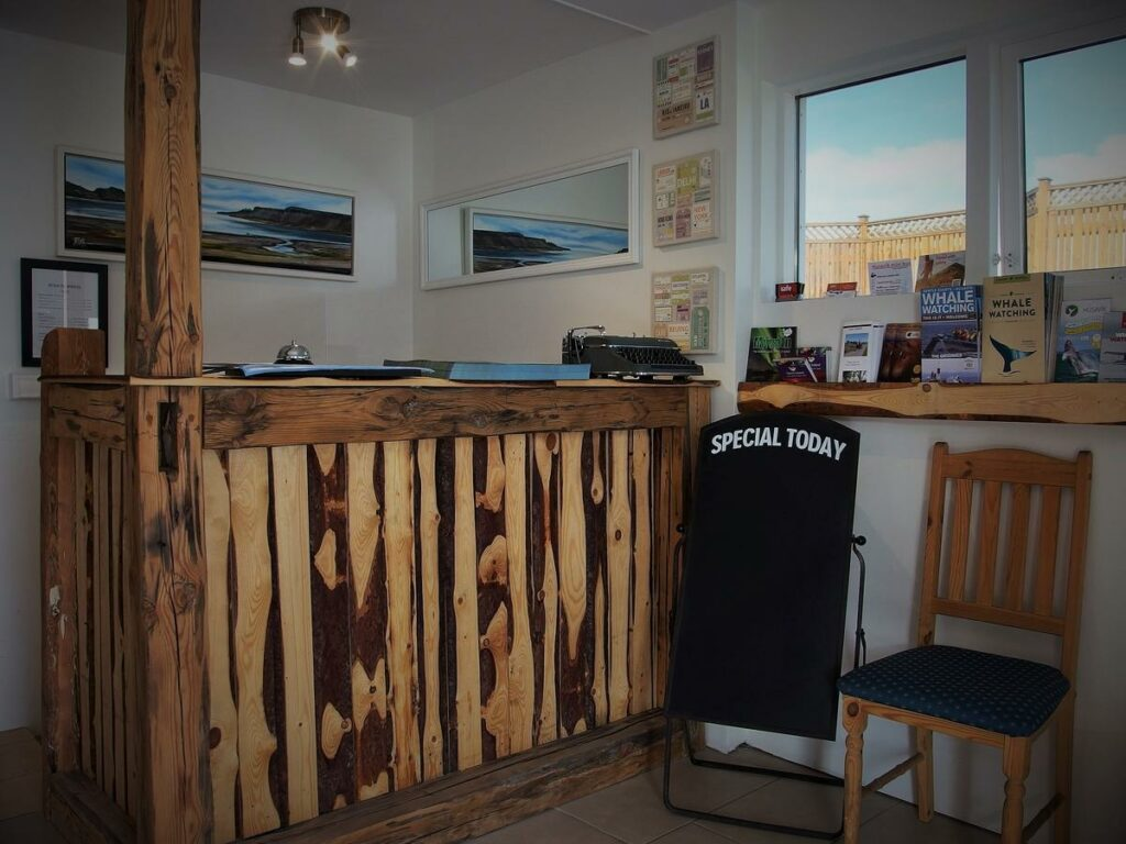 Budget accommodation in Husavik